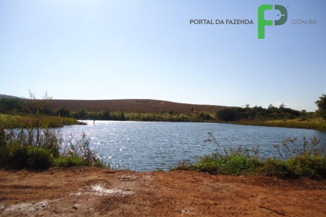 Fazenda 557ha em Varj�o de Minas/MG