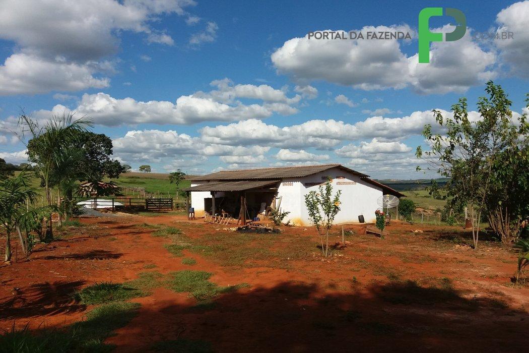 Fazenda 71ha em Patos de Minas/MG