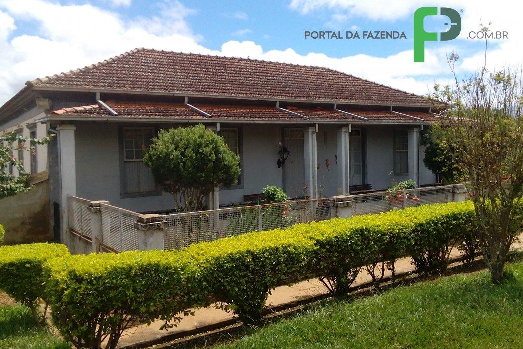 Fazenda 275ha em Patos de Minas/MG